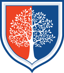 Champions School of Business Etiquette Shield Icon