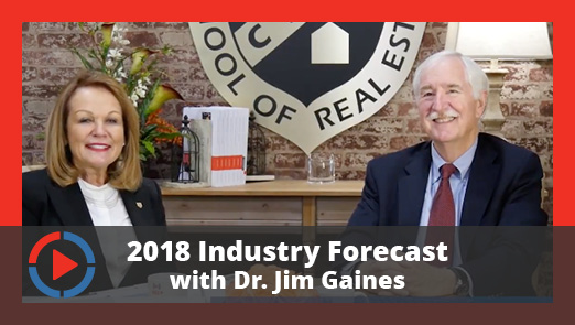 YouTube Thumbnail - 2018 Industry Update with Rita Santamaria and Dr. Jim Gaines