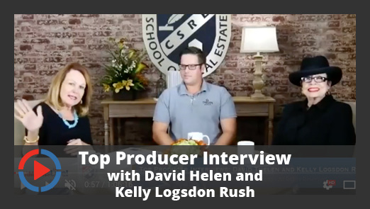 YouTube Thumbnail - Top Producers Interview - June 5, 2018